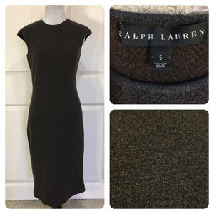 Black Label Ralph Lauren Cashmere Dress